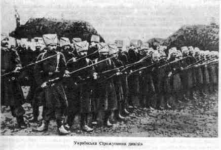 Українська Сірожупанна дивізія